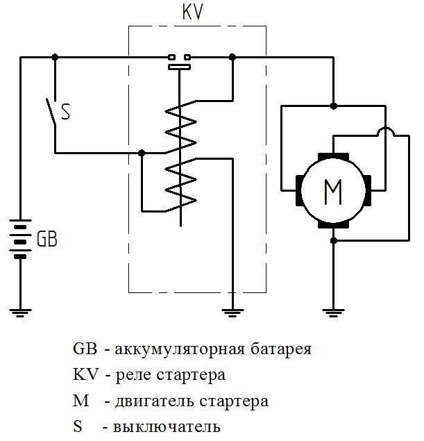 принципиальная схема подключения стартера.jpg